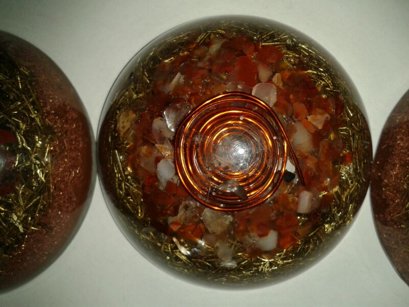 Orgone therapy for humans